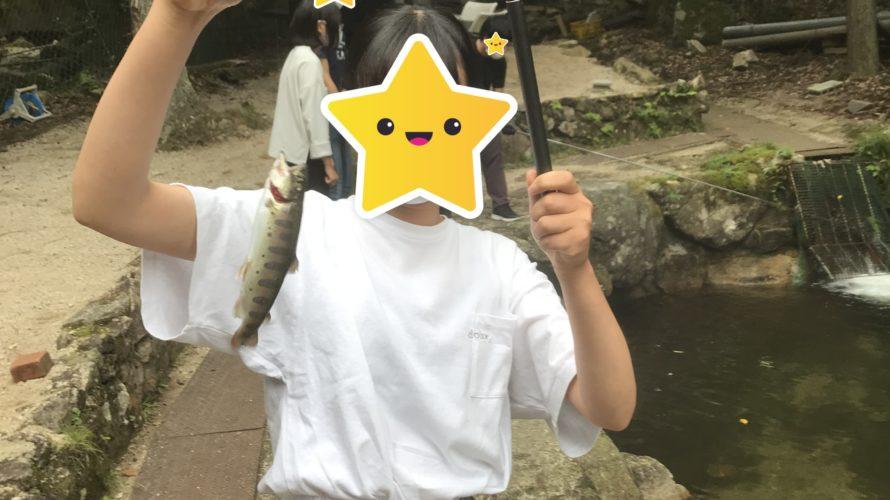 釣りに行ってきました!!